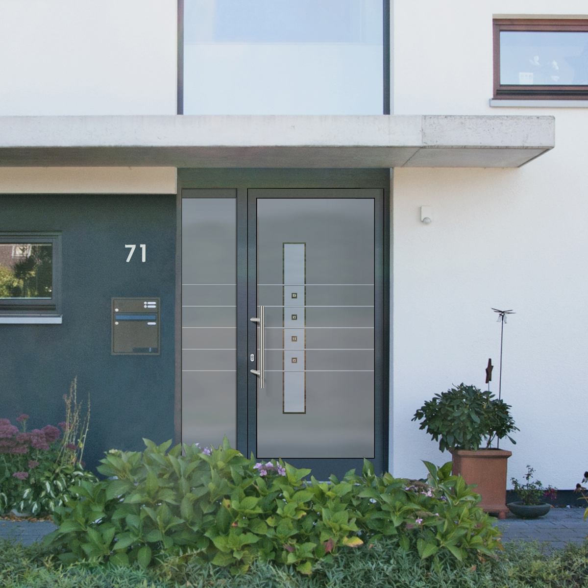 haust ren und nebeneingangst ren aus colmnitzer. Black Bedroom Furniture Sets. Home Design Ideas